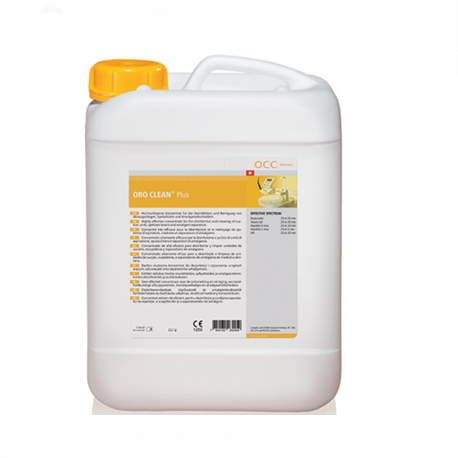 ORO CLEAN® Plus Broad spectrum disinfectant, 5L