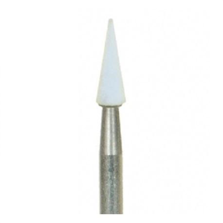 White Stone Flame shaped FG (10pcs/pack)