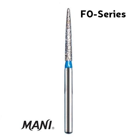 Mani Diamond Bur (5pcs/pack)- FO Series (Regular Grit)
