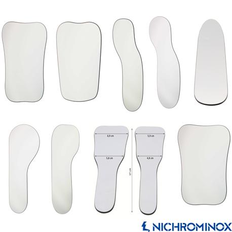 Nichrominox Titanium Glass Photo Mirror for Dental photography