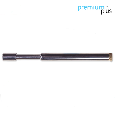 Premium Plus Brass Bur Brush