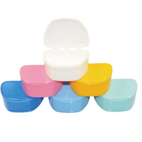 Denture Box, Small  (1pc/pack)