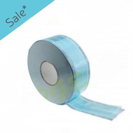 Autoclave Sterilization Reel Roll,Guessted, 100m