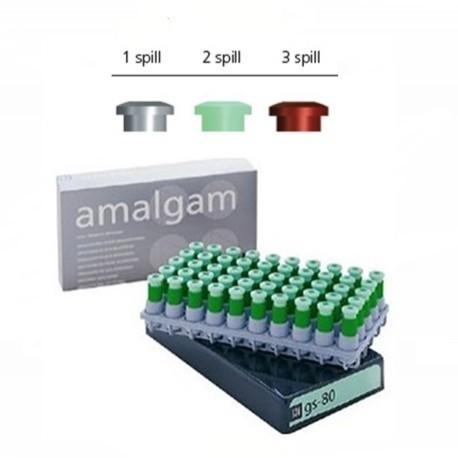 SDI Amalgam, GS80 Regular Set  (500 Capsules/Pack)