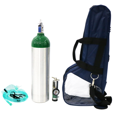 Assure Oxygen Therapy Set Complete