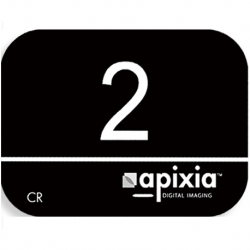 Apixia Phosphor Plates-size #2, 4 plates/Box