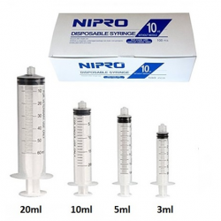 Nipro Disposable Syringe Without Needle