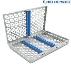 Nichrominox Stainless Steel Flat Galaxy Cassette/Tray