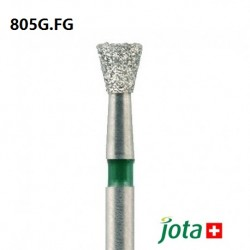 Inverted Cone Diamond Bur, FG, Coarse, 5pcs/pack (805G.FG)