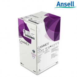 Ansell Gammex Smart Pack Latex  Surgical Gloves (Box of 50)