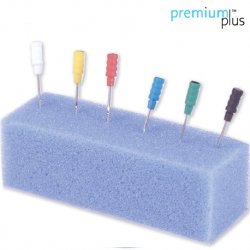Premium Plus Disposable Endo Cushions Peel & Stick, 50's/pack