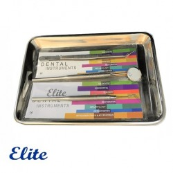 Elite Examination Tray Set (4'S)