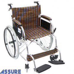 Assure Rehab Lightweight 18'' Standard Wheelchair (Model: AR-0153)