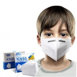 Surgical Disposable Child (Kids) KN95 Masks, 10pcs/Box