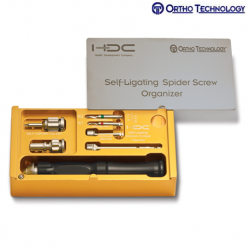 Ortho Technology SL Spider Screw Starter Kit For use with: SL K1/SL K2 #CSS-6008