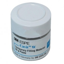 3M Cavit - W Endodontic Sealers/ Temporary Filling Material 28g Jar #44130