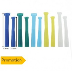 Autoclavable Suction tubes, Adult (10 pcs/bag) (*Promotion 1+1)