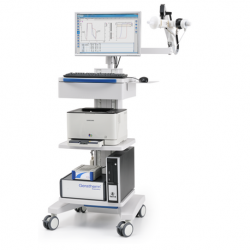 German Geratherm Diffustik for Complete lung-function testing