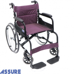 Soma light weight wheelchair ,18''