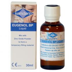 Kemdent Zinc Oxide B.P. Eugenol Liquid