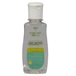 Hand sanitizer, Alcohol-gel (Chlorhexidine 0.5% and Ethanol Alcohol 70%), 60ml