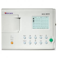 Biocare Digital 3-Channel ECG