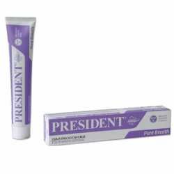 President Defense Toothpaste ( X8 Packs )
