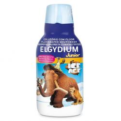 Elgydium Junior Enamel Protection Mouthwash Cherry 500ml ( X8 Packs )