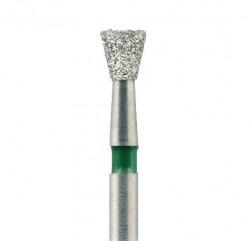 Jota Inverted Cone Diamond Bur, FG, Coarse Grit, 012