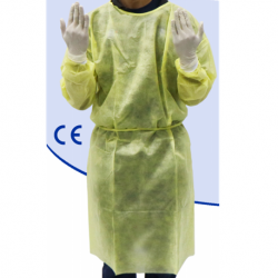 Assure High Risk Isolation Gown, AAMI Level 4