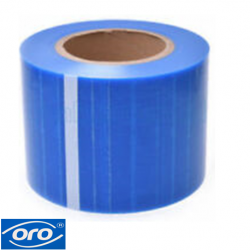 Oro barrier film,Blue 4''x 6'' (1200 sheet/roll)