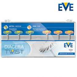 EVE Diacera Twist (Zirconia 2-Step Polishing Kit)