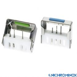 Nichrominox Bur Flash Holder with 5-holes