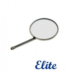 Elite Mouth Mirror Magnifying # 5 (12 pcs/box)