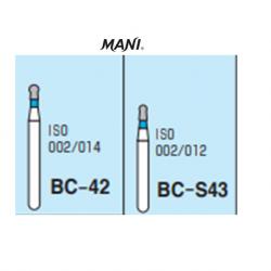 MANI Diamond Bur Ball Collar BC- (5pcs/pack)