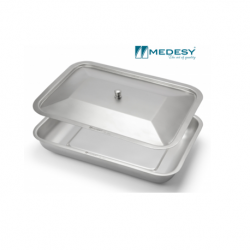 Medesy Tray With Lid - Large #1160