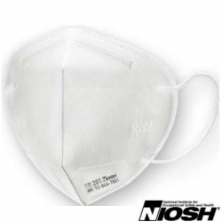 Dobu N95 Particulate Disposable Respirator #201(25pieces/Box)