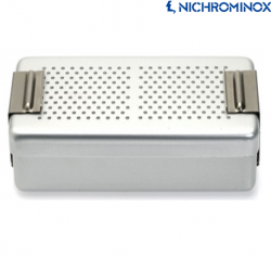 Nichrominox Sterilization Tray/Container
