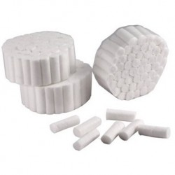 Cotton Roll #1 (500pcs/bag)