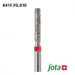 Cylindrical Diamond Bur, FG, Fine Size 010 (841F)