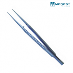 Medesy Tweezer Micro - Titanium #1140
