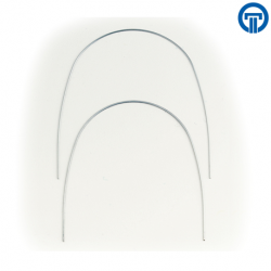 Ortho Technology TruForce Stainless Steel Archwire – Euro Form, Round
