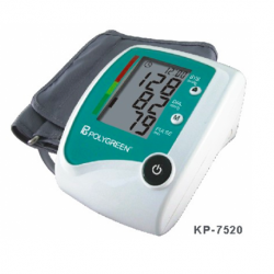 Polygreen Multi-user Upper Arm Blood Pressure Monitor