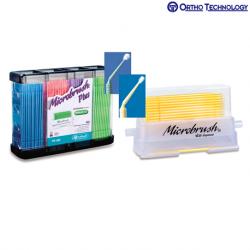 Ortho Technology Microbrush Plus Regular Tip