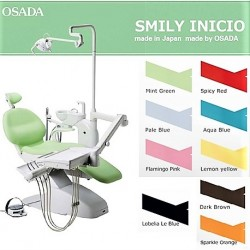 Osada Dental Chair Inicio Model:- S Type with over arm Treatment Table