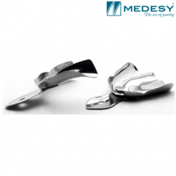 Medesy Impression-Tray Edentulous With Various size - #6009