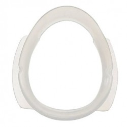O Style Cheek Retractor White, 2 pcs
