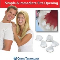 Bite Builder Orthodontic Bite Opener,10 Per Pack