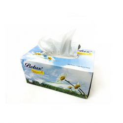 Belux Tissue Paper Box (200Sheets/1box)(50 box/1ctn)