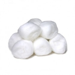 Cotton Balls Non-Sterile (0.5gms.) 100 pcs/pack x 5 packs